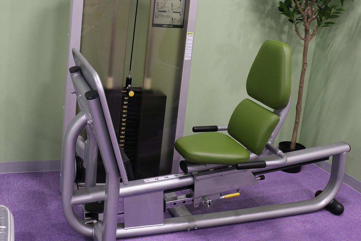 レッグプレス&カーフレイズは下肢強化に効果的